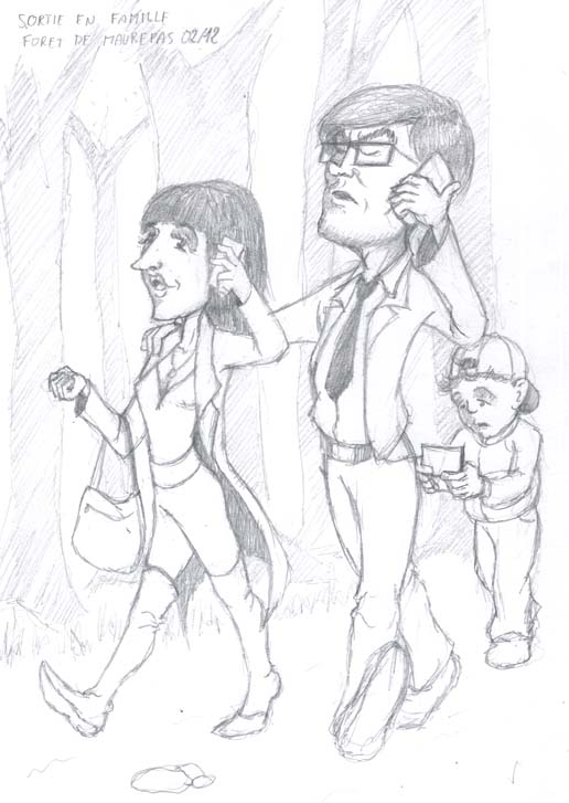 R2 le studio dessins divers for Sortie famille yvelines
