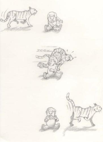 esquive-feline